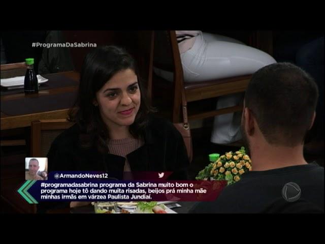 Felipe é descoberto pela namorada no Faça ou Disfarça e perde prêmio