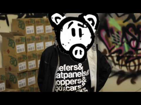 James' Oink Art LTD Winter 2012 Vlog