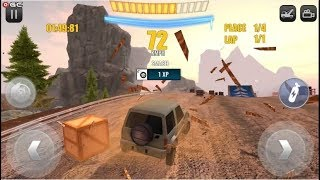 Rally Racer 4x4 Online Offroad Truck Racing - 3D Extreme Race - Android Gameplay FHD #2