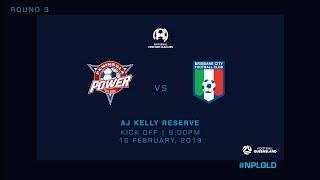 NPL R3 - Peninsula Power vs Brisbane City FC