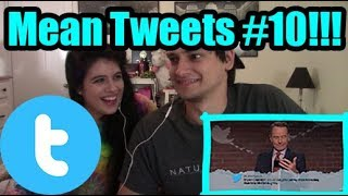 """Celebrities Read Mean Tweets #10"" 