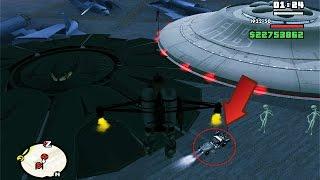 GTA V: SPACE DOCKER SICKNESS (Activating Triggers)