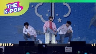 HA SUNG WOON, BIRD [Dream Concert 2019, Fancam, 190518] 60P