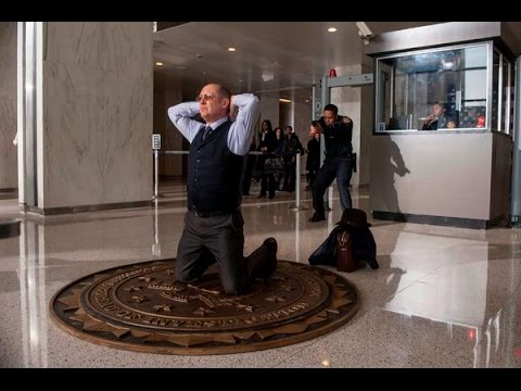 The Blacklist - first scene - Reddington surrenders himself to the FBI [HD]