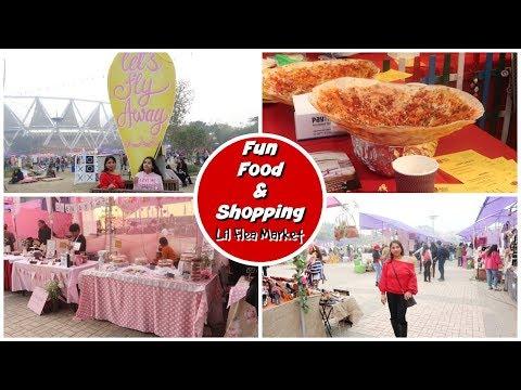 Lil Flea Market : Fun, Food, Shopping & Lot's More   Indian Mom Studio