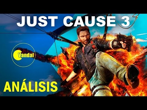Just Cause 3 - Videoanálisis