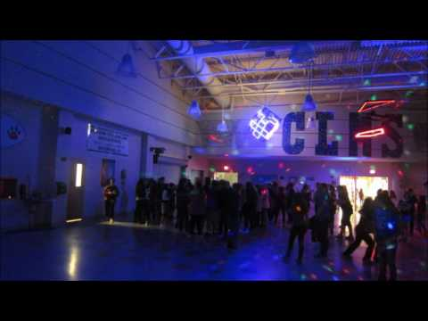 JPO Productions @ Clark Lane Middle School Waterford CT DJ James O'Grady