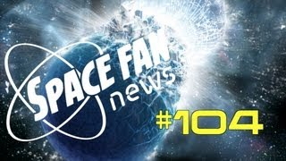 Space Fan News #104: Where Gold Comes From; Gas Cloud Starts Descent Into Black Hole