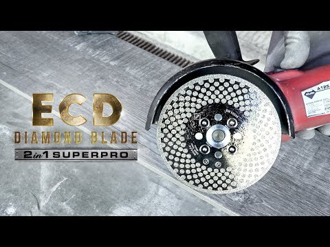 ECD Diamond Blade