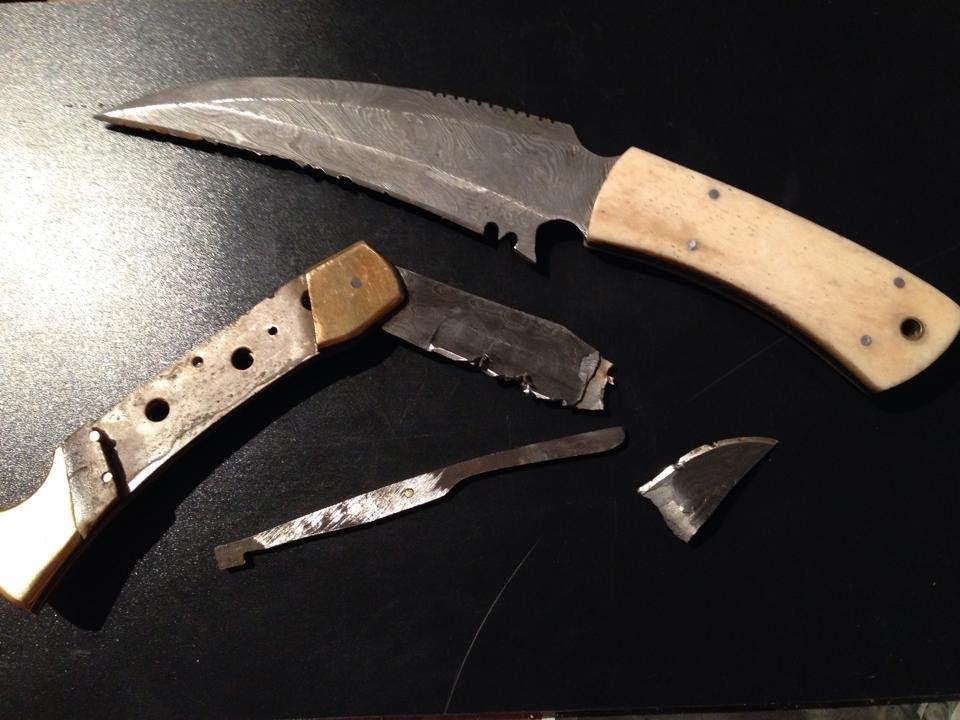 Zu Gast Bei Meyers Messer