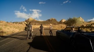 UNCOVERED:FINAL FANTASY XV Trailer [JP]