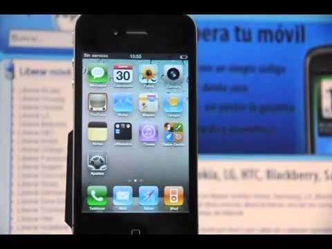 Vodafone Desbloqueo Iphone