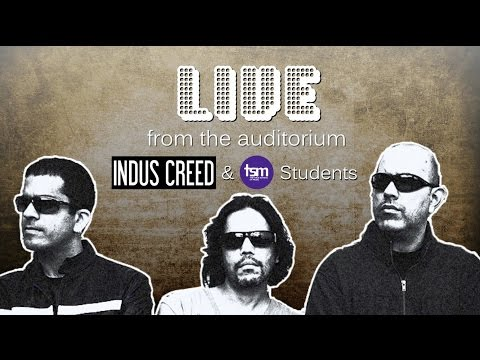 Indus Creed with TSM Students - Fireflies (Live)