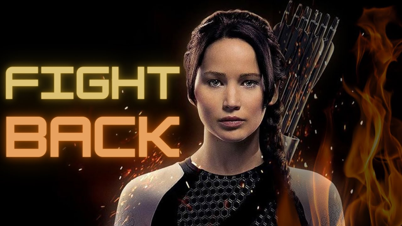 story about katniss everdeen; - YouTube