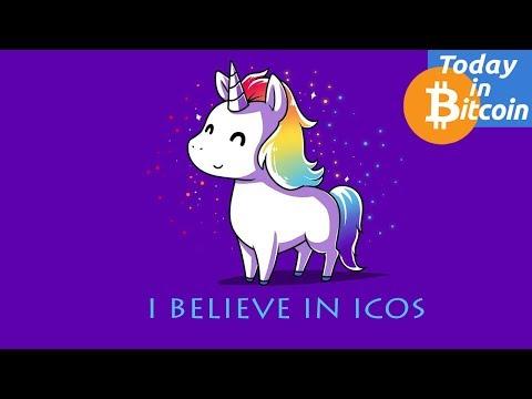 Today in Bitcoin (2017-09-02) - Bitcoin $5000 (-$400) - ICO Unicorns - Celebrities who Bitcoin
