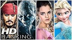 Die erfolgreichsten Filme der letzten 25 Jahre