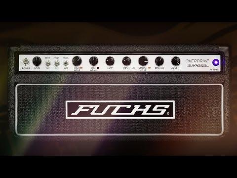 UAD Fuchs ODS Guitar Amp Plug-In Trailer by brainworx