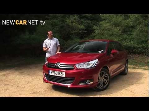 Citroen C4 : Car Review