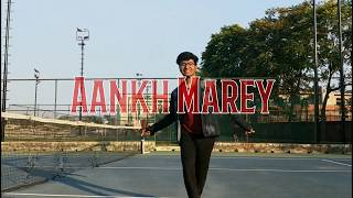 SIMMBA: Aankh Marey Basic  Dance Choreography | Ranveer Singh, Sara Ali Khan