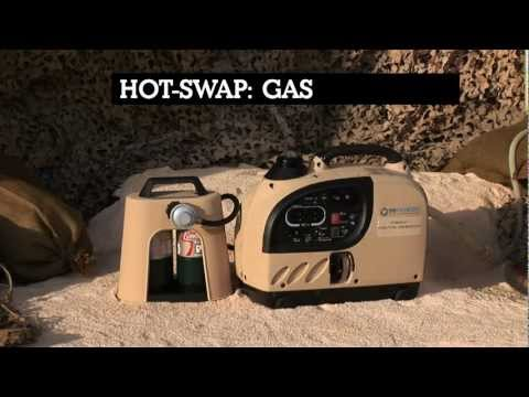 Alternative Energy Hybrid Solutions for Military and Off-Grid applications