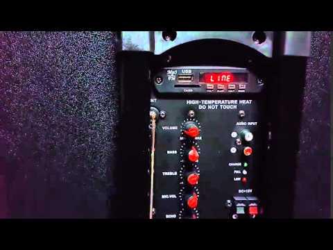 Nuevo Modelo Caja Karaoke Mox
