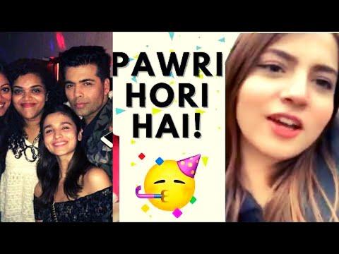 karan johar bollywood pawri ho rahi hai #shorts