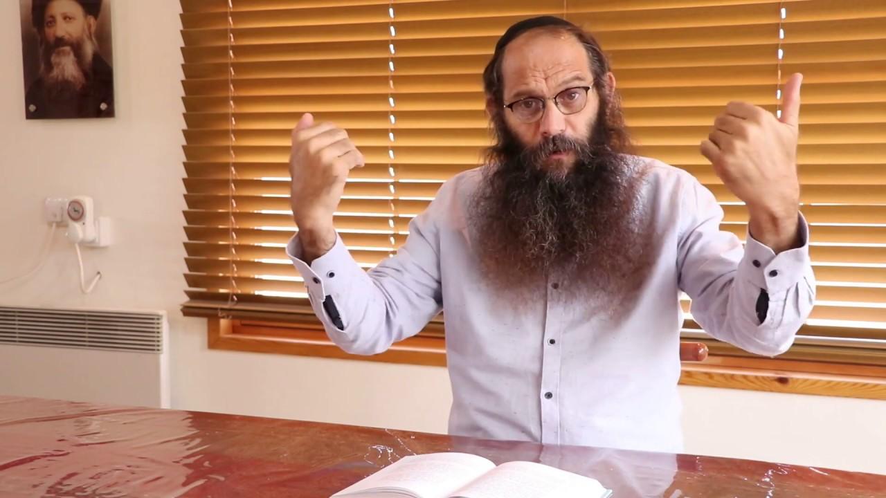 הרב נתן אופנר | מסילת ישרים זהירות (12)