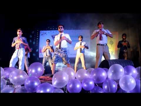 Funny Dance | University of Dhaka | TSC Auditorium | World Religions & Culture