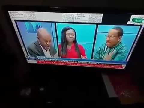 A TELEVISED DEBATE ON SOUTHERN CAMEROON PROBLEM