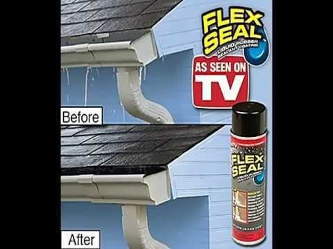 Flex Seal Tape is super-strong, waterproof adhesive that you can use to perform a variety of repairs around the home and outdoors. This tape comes in four different widths, ranging between four and 12 inches, and you'll get at least five feet of tape per roll.