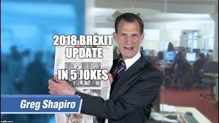 2018 Brexit Update in 5 Jokes | Greg Shapiro