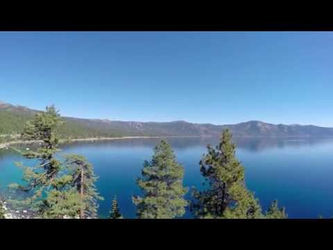 Go Pro 4 4k Lake Tahoe Aerials Turbo Ace Matrix quadcopter