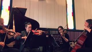 "Sarah McLachlan - ""When She Loved Me"" cover by Sanctuary String Quartet"