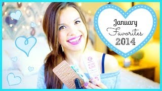 January Favorites 2014! ♥