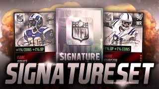 SIGNATURE SIGN ROAD SET! AMAZING LEGEND PULL MADDEN MOBILE  - Madden Mobile 16