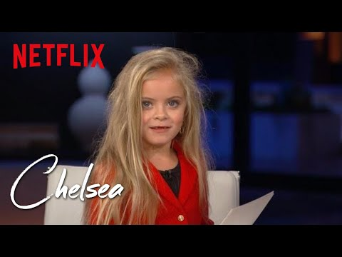 Kellyanne Conway Finally Makes Sense | Chelsea | Netflix