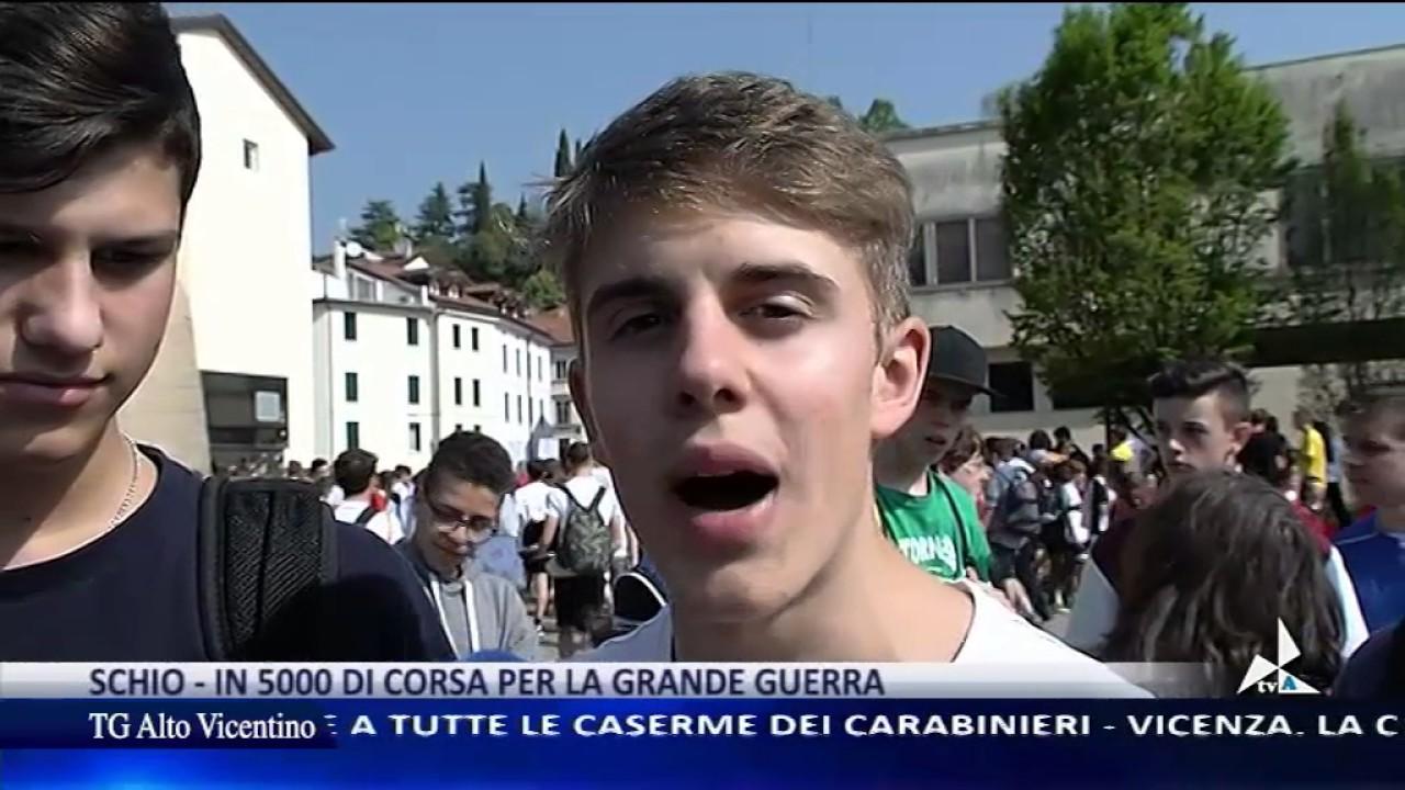 tva notizie alto vicentino 10042017 youtube