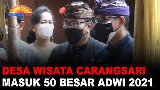 DESA WISATA CARANGSARI MASUK 50 BESAR ADWI 2021