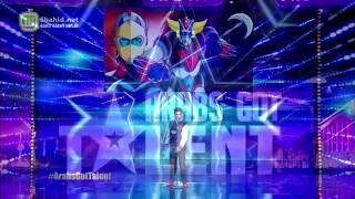 Arabs Got Talent - مرحلة تجارب الاداء - المملكة العربية السعودية- ناظم ظفر