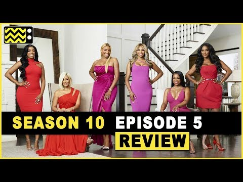 Real Housewives Of Atlanta Season 10 Episode 5 Review & Reaction | AfterBuzz TV