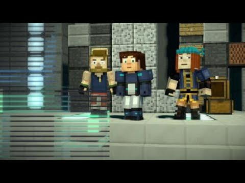Minecraft Story Mode Season 2 Episode 5 Puzzle Solution Youtube