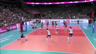 Karsta Lowe FIVB World Grand PRIX MVP 2015 Highlights