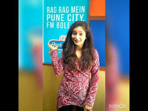 Shilpa Thakre Latest Video | Radio City Pune
