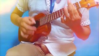 Summer time Blues/Eddie Cochran(solo ukulele)サマータイムブルース/エディコクラン