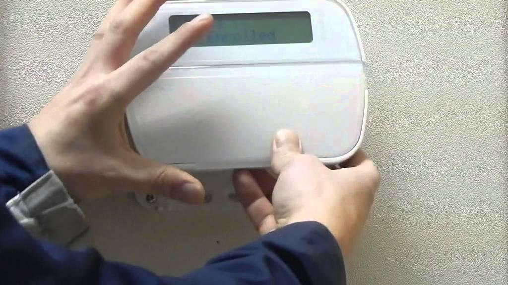 Adt Home Alarm Battery Change | Flisol Home