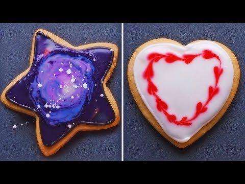 Easy Cookie Ideas  - Những ý tưởng làm bánh quy đơn giản