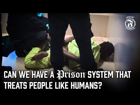 Can we have a prison system that treats people like humans? - Prison Talk 14.5