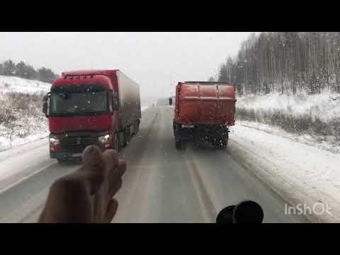 29.От Ижевска до Тюмени. Выгрузка Lada Vesta в Тюмени.