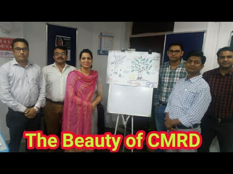 See The Beauty Of CMRD Department