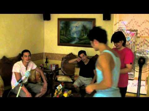 Karaoke in Cavite, Philippines